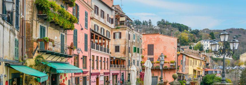 Le ristrutturazioni edilizie nei centri storici della regione Lazio