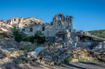 8 milioni di italiani e 442 comuni si trovano in aree ad alto rischio sismico