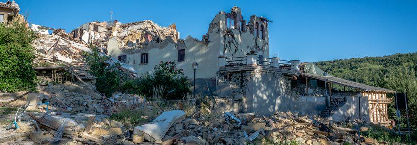 Quanti italiani vivono in zone dall'alto rischio sismico?