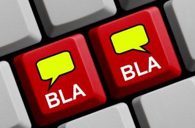 #bastablabla. Ancora chiacchiere sulla Legge di Bilancio? Basta!