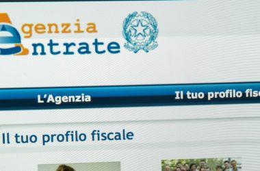 Online il nuovo portale dell'Agenzia delle Entrate.gov