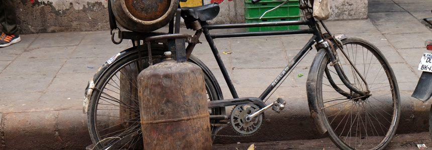 Modalità di trasporto di bombole di gas: indicazioni e  normative