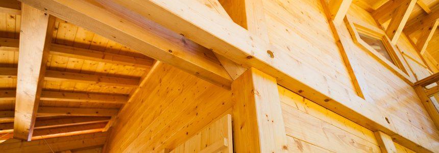 Mutui per Bioedilizia e case in legno X-Lam. Cosa succede?