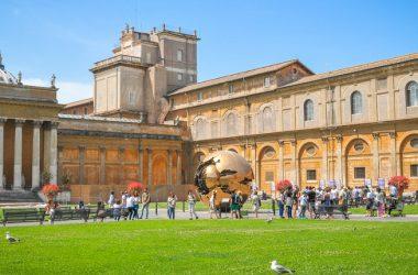 Archimede Arte: un progetto di fotogrammetria digitale e rilievo artistico sviluppato presso i Musei Vaticani