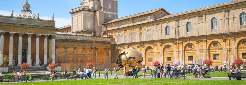Un progetto di fotogrammetria digitale nei Musei Vaticani