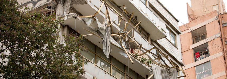 Rischio sismico e ingegneria antisismica: attività del MinDifesa