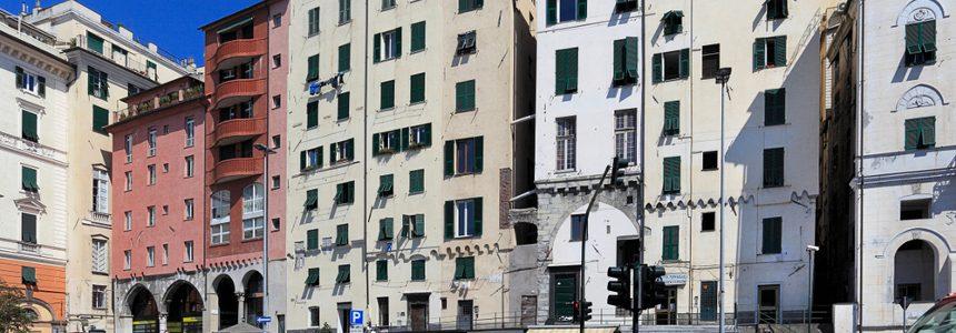 A Genova il punto sull'urbanistica delle città italiane