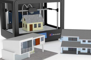 A Milano la prima casa stampata in 3D con tecnologia Italcementi