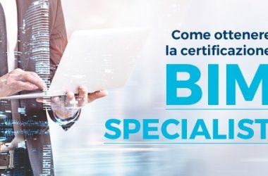 BIM Specialist: richiedi subito la tua certificazione ufficiale e diventa un professionista BIM certificato ICMQ