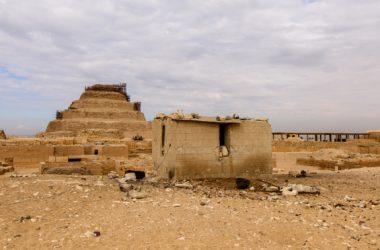 Modellazione 3D e archeologia d'avanguardia: il 3D Survey group del Politecnico di Milano parte per Saqqara, Egitto