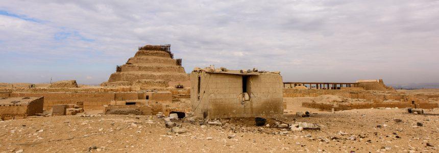 Modellazione 3D: il 3D Survey Group del PoliMI a Saqqara, Egitto