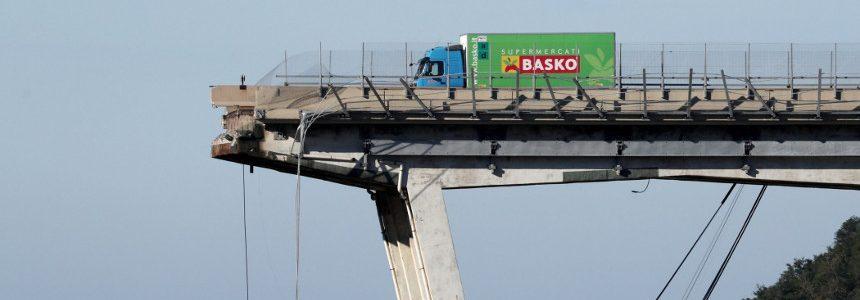 Crollo Ponte Morandi: cordoglio e proposte da geometri e ingegneri