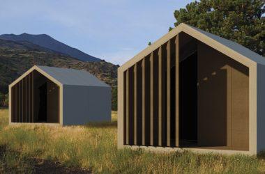 Nasce in Sicilia la casa ecologica del futuro: una casa di cartone made in Catania!