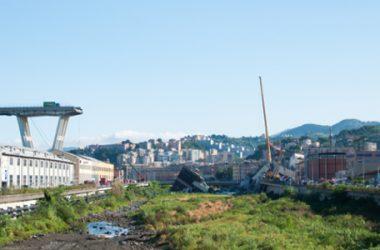 Ponte Morandi, petizione di strutturisti e architetti: no alla demolizione precipitosa, valutare costi-benefici