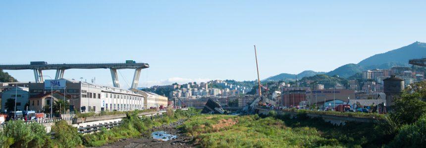 Ponte Morandi: una petizione per dire no alla demolizione precipitosa