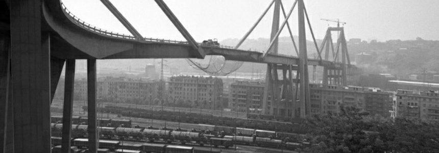 Crollo Ponte Morandi. Un Articolo di Alberto Molinari!