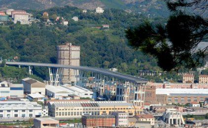 Ponte Morandi: Reintegrazione VS Demolizione, lettera aperta dell'Istituto Nazionale di Architettura