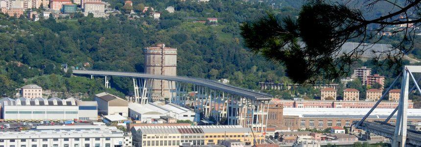 Ponte Morandi: InARCH si interroga su Reintegrazione o Demolizione