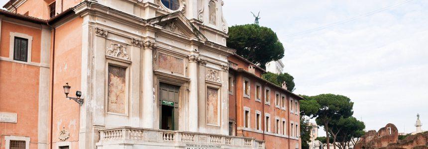 San Giuseppe dei Falegnami: messa in sicurezza e recupero