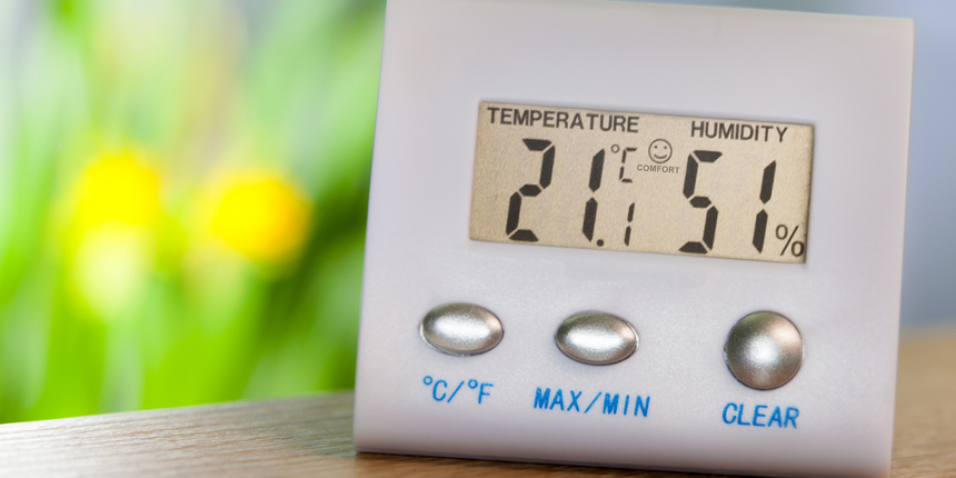 controllare temperatura ambienti