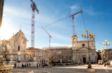 """Mancata nomina responsabili Uffici speciali cratere L'Aquila, l'Inu: """"Appoggio a iniziative di protesta, è un colpo che può rivelarsi mortale"""""""