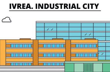 Ivrea città industriale del xx secolo nominata patrimonio dell'UNESCO