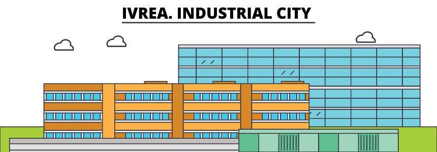 Ivrea città industriale xx secolo patrimonio UNESCO