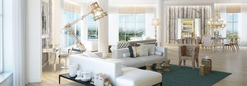Gli interior designers più famosi del momento: 4 nomi per 4 stili