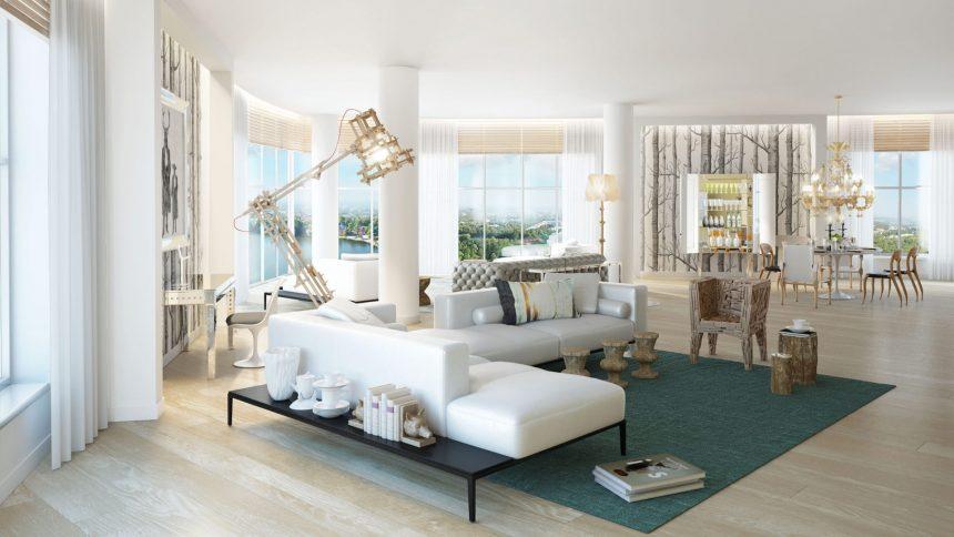 Gli interior designers pi famosi del momento 4 nomi per for Architetti d interni famosi