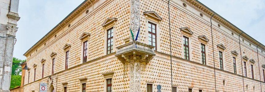 Palazzo Dei Diamanti: pericoloso precedente settore Opere Pubbliche