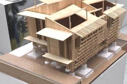 La casa resiliente progettata dal team del Politecnico di Torino alla World Bank di Washington