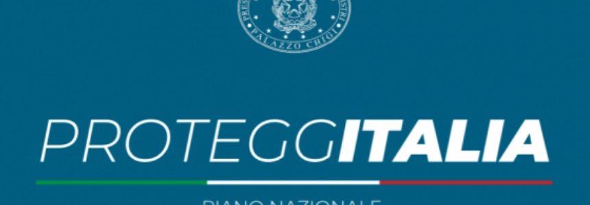 #ProteggItalia: un Piano per la sicurezza del Paese