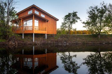 3° Report Case e Edifici a struttura di legno: Italia quarto produttore europeo di case in legno