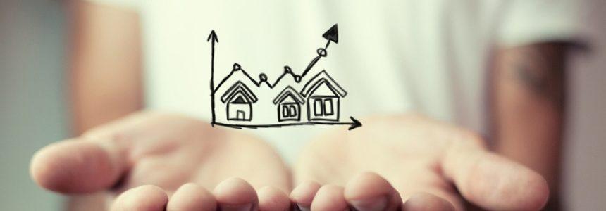 Mercato immobiliare in risalita ma calano i valori degli appartamenti