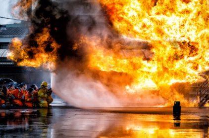 La resistenza al fuoco degli elementi strutturali: dossier Inail