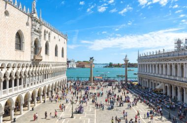 Venezia, ecco il progetto per proteggere San Marco dalle maree