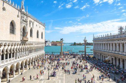 Proteggere Piazza San Marco dall'acqua alta: il nuovo progetto