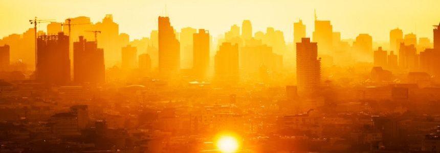 Alte temperature e isole di calore si combattono con Effetto Albedo