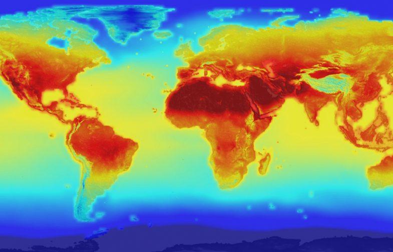 No alle false informazioni sul clima. Il riscaldamento globale è di origine antropica