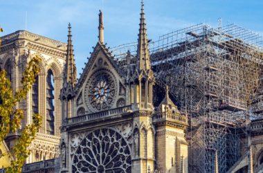 Ricostruzione Notre Dame, l'Università di Ferrara coordina progetto europeo