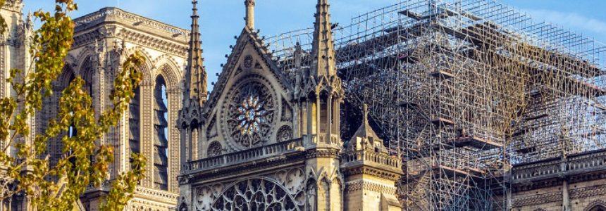 Ricostruzione Notre Dame: UniFE coordina progetto europeo
