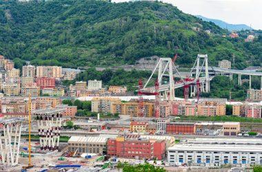 Ponte Morandi: entra nel vivo la costruzione del nuovo ponte di Genova