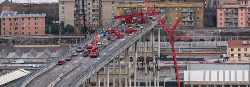 False relazioni sulle condizioni dei viadotti autostradali: 3 arresti e 6 misure interdittive