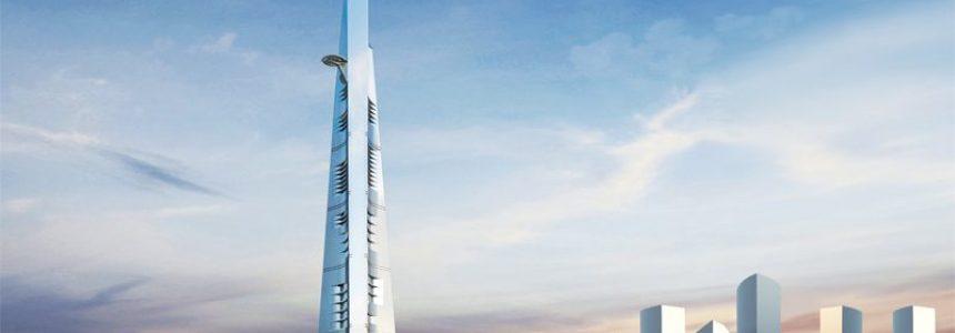 Alla scoperta della Jeddah Tower, il prossimo grattacielo più alto del mondo