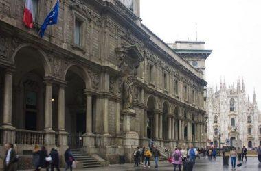 Palazzo Giureconsulti (Milano) si rifà il look. Partecipa al concorso internazionale di progettazione.