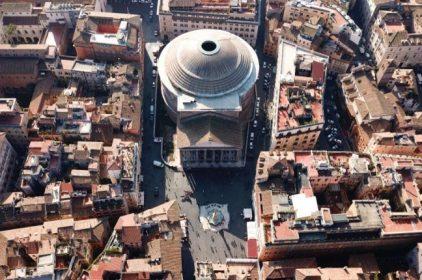 Il Soprintendente di Roma ad Interim annulla l'ok per canna fumaria in stabile di fronte al Pantheon