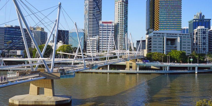 Che cos e la bioedilizia: infrastrutture green Ponte Kurilpa